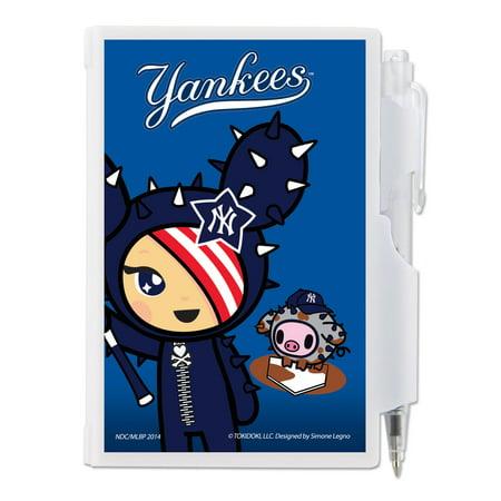 Tokidoki MLB New York Yankees Deluxe 5x7 Hardcover