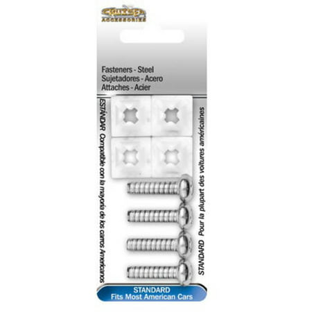 - Cruiser Accessories Fasteners, Standard-Steel