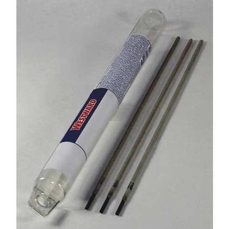 WESTWARD Welding Electrode,E6010,1/8 in.D,1lb 20YC98