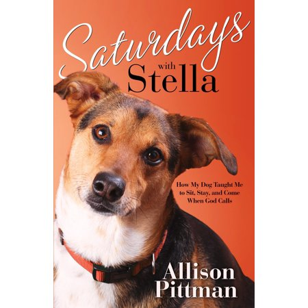 Saturdays with Stella : How My Dog Taught Me to Sit, Stay, and Come When God
