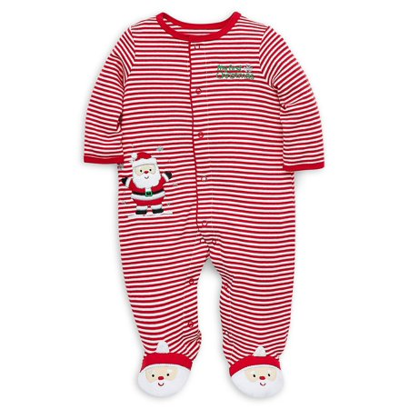 Baby Boy's Holiday Cotton Footie (Baby K-sonnenbrille)