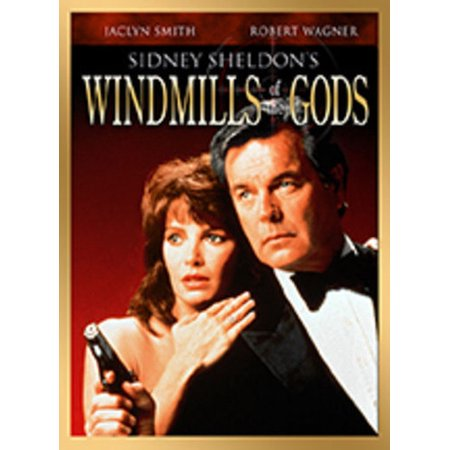 Windmills of the Gods (DVD) Sidney Sheldons blockbuster novel WINDMILLS OF THE GODS comes to life in this 1988 made-for-television adaptation starring Jaclyn Smith (CHARLIES ANGELS) and Robert Wagner (HART TO HART).When the brilliant and beautiful university professor Mary Ashley (Smith) is offered the position of United States Ambassador to Romania, she initially refuses, choosing to accept her husbands desire to stay in America and continue with his medical practice. But after a tragic accident, Ashley reconsiders and accepts the appointment. Arriving in Romania, Ashley soon finds herself struggling to find acceptance as a woman in the international political scene, ultimately becoming the target of a mysterious assassin. As the shadowy plot that surrounds her comes into focus, the new ambassador must uncover whom she can trust in order to survive. Franco Nero, Michael Moriarty, Ruby Dee, and Sir Ian McKellen are among the all-star cast in this exotic and thrilling story from one of the best-selling authors of all time.