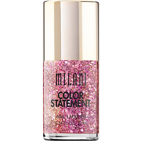Milani Color Statement Nail Lacquer, Club Lights, 0.34 fl oz