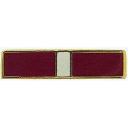 U.S. Coast Guard Good Conduct Ribbon Pin 11/16""