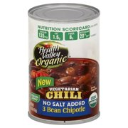 Hain Celestial Group Health Valley Organic Chili, 15 oz
