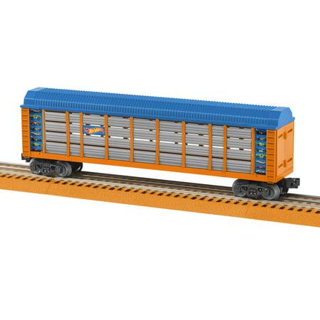 Lionel Hot Wheels O Gauge Model Train Auto Rack - Planes Trains Autos
