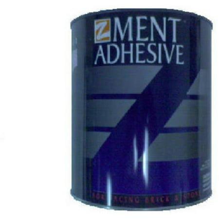 - ZYGROVE CORP Zbrick Gray Adhesive ZD044015