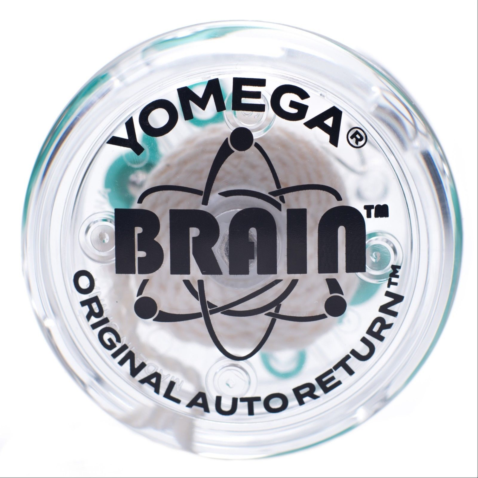 Yomega Brain Clear Yo Yo W Auto Return Clutch Technology