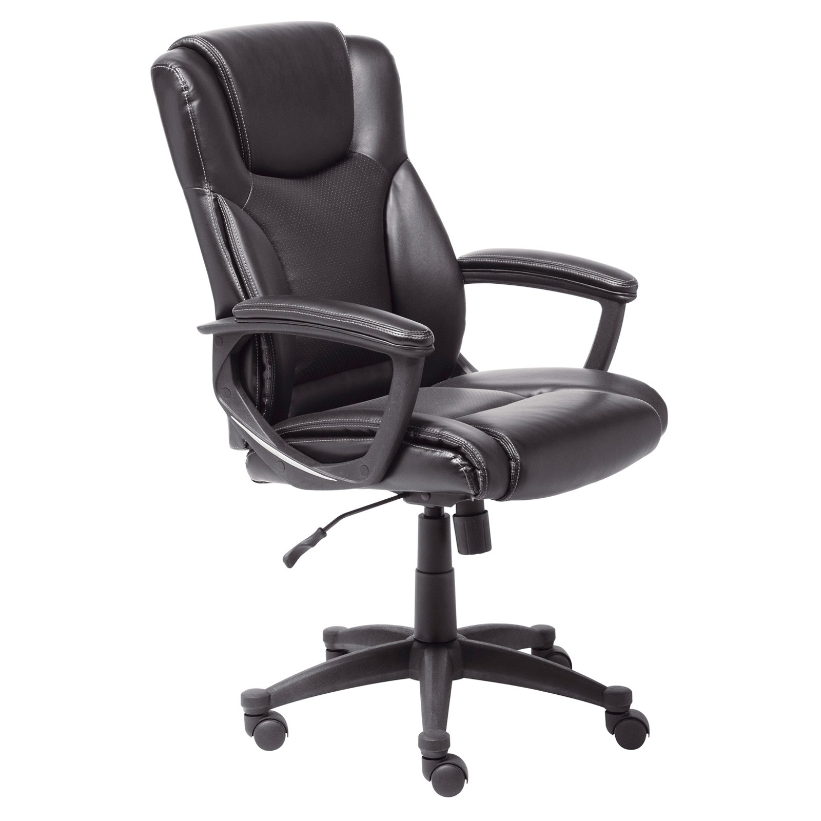 Serta Big and Tall Smart Layers Executive fice Chair Blissfully