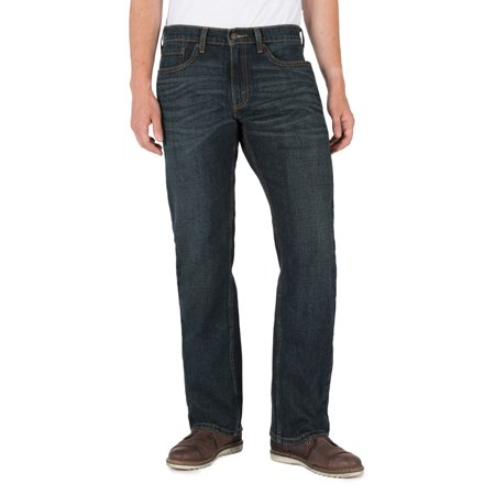 0ac7473c5ed Signature by Levi Strauss & Co. Men's Relaxed Fit Jeans - Walmart.com