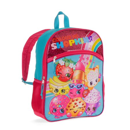 The Licensing Shop - Shopkins Backpack - Walmart.com 1279d0473f37b