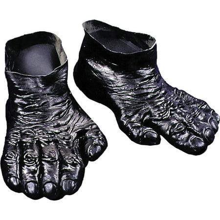 Morris Costumes Feet Gorilla Costume - Gorilla Feet