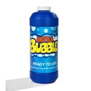Uncle Bubble Ultra Bubble Solution - Ready to Use - 32 Ounce Refill
