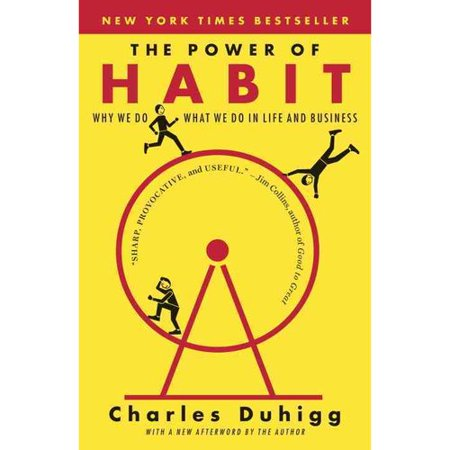 Power Of Habit  Why We Do What We Do In Life And B