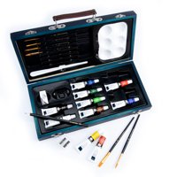 Royal and Langnickel Essentials 25pc Beginners Acrylic Art Set