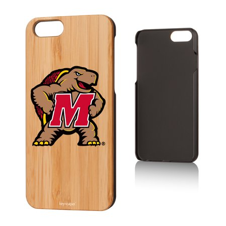 Maryland Terrapins Bamboo iPhone 6 / iPhone 6S Case NCAA