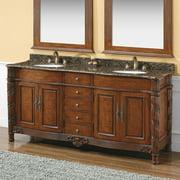 James Martin Florentine 72 in. Double Bathroom Vanity