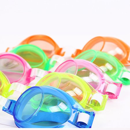 Adjustable Waterproof Anti Fog Cartoon UV Protection Swim Glasses for kid - image 3 of 5