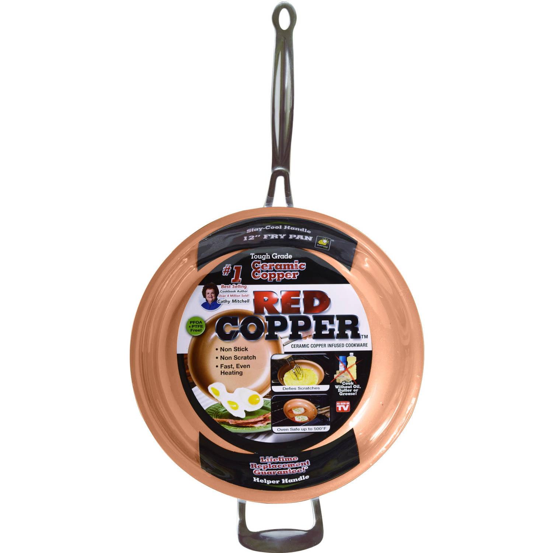 Cookware copper