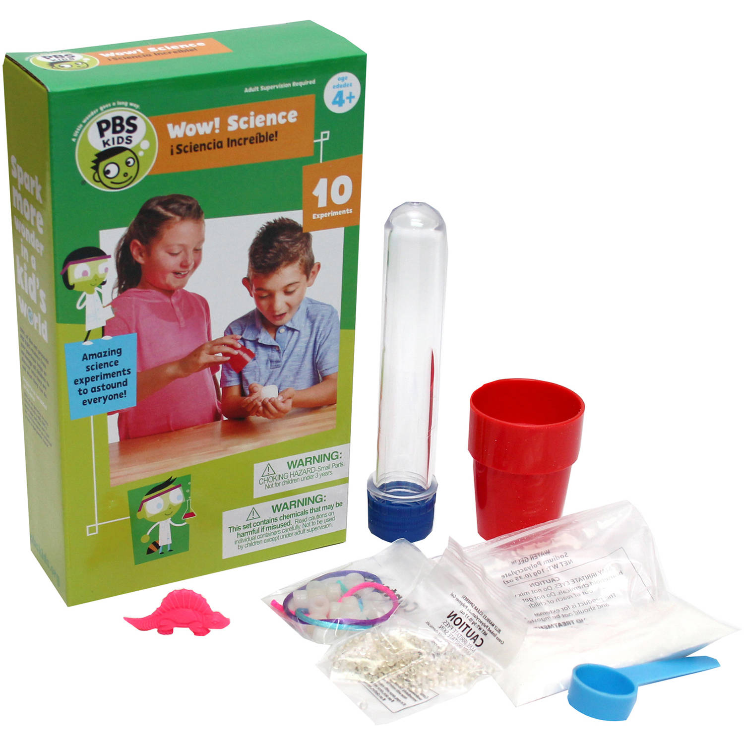 PBS Kids Wow! Science Kit