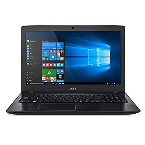 """Acer Aspire E 15 E5-576-392H 15.6"""" LCD Notebook - Intel Core i3 [8th Gen] i3-8130U Dual-core [2 Core] 2.20 GHz - 6 GB DDR3L SDRAM - 1 TB HDD - Windows 10 Home 64-bit - 1920 x 1080 - Obsidian Black"""