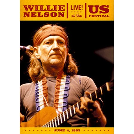 Willie Nelson: Live at US Festival June 4, 1983 (DVD)