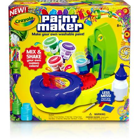 Crayola Paint Maker, Kids Creativity Paint Kit