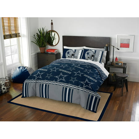 more photos 2b570 277af NFL Dallas Cowboys Bed In Bag Set