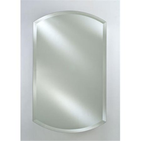 Beveled Arch Door Cabinet (Afina Corporation SD2026RDBABV Single Door 20X26-20X32 O-D - Recessed Double Arch Beveled)