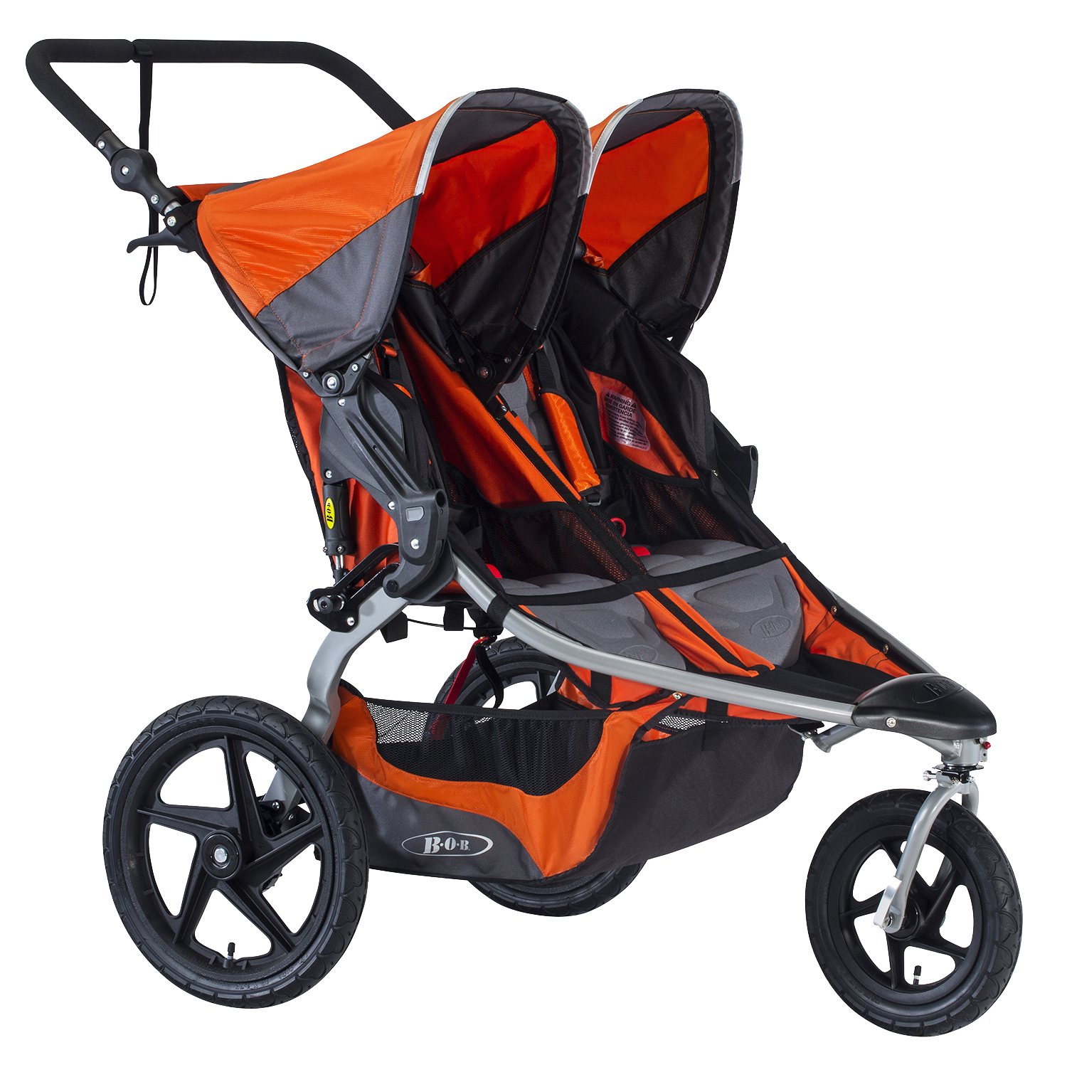 BOB 2016 Revolution FLEX Duallie Stroller, Canyon