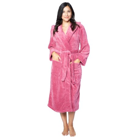 Cozy Robe (Cozy Fleece LLC Hooded Super Plush Microfiber)