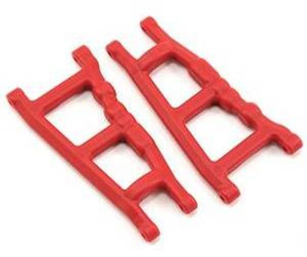 RPM Traxxas 4x4 Front Rear A-Arm Set (Red) (2) by RPM