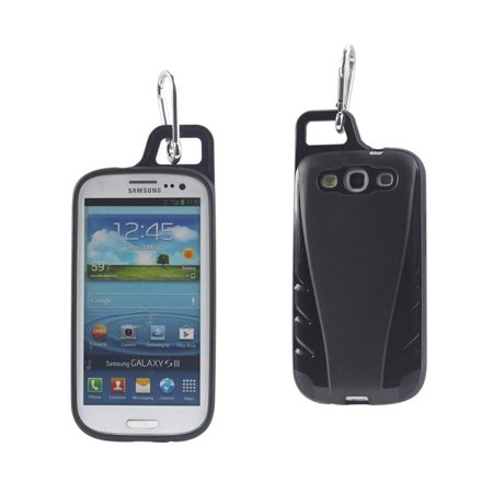 Protector Cover TPU+PC WITH HOOK SAMSUNG GALAXY S III I9300 - image 1 of 1