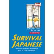 Survival Japanese - eBook