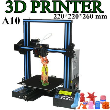 Geeetech A10 3D Printer High-Precision DIY Printing Machine
