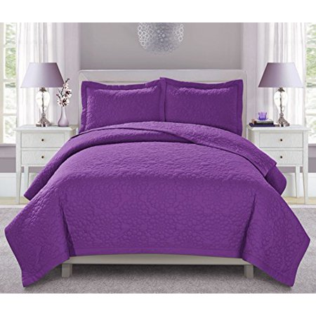 unique home 3 piece olgy embroidered bed in a bag clearance bedding comforter duvet set fade. Black Bedroom Furniture Sets. Home Design Ideas