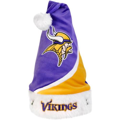 Santa Hat, Minnesota Vikings