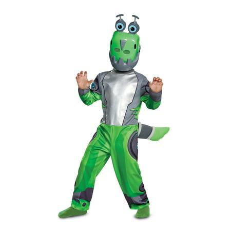 Botasaur Classic Rusty Rivets Boys Toddler Tv Show Halloween Costume - Ytv Halloween