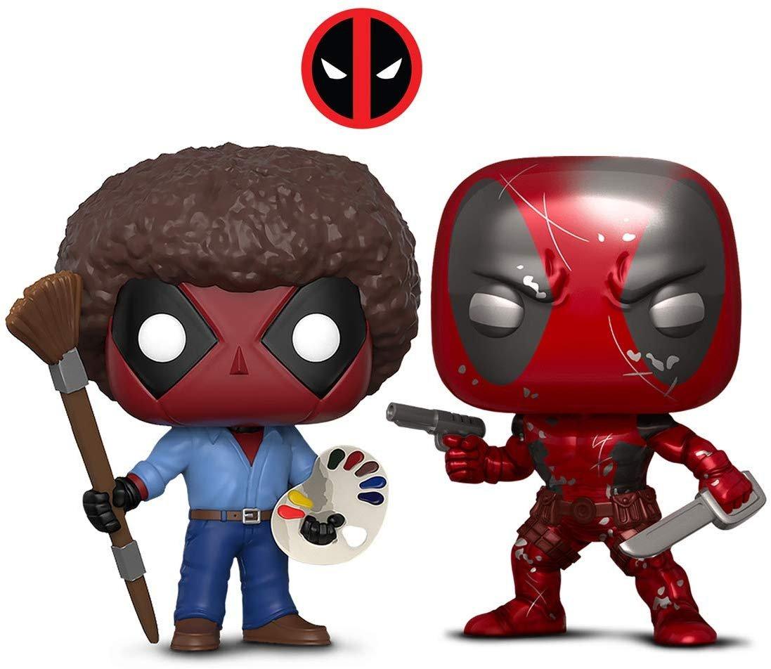 Warp Gadgets Deadpool Bundle