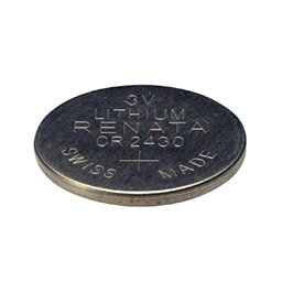 Rayovac CR2430 Watch Coin Cell Battery from Renata