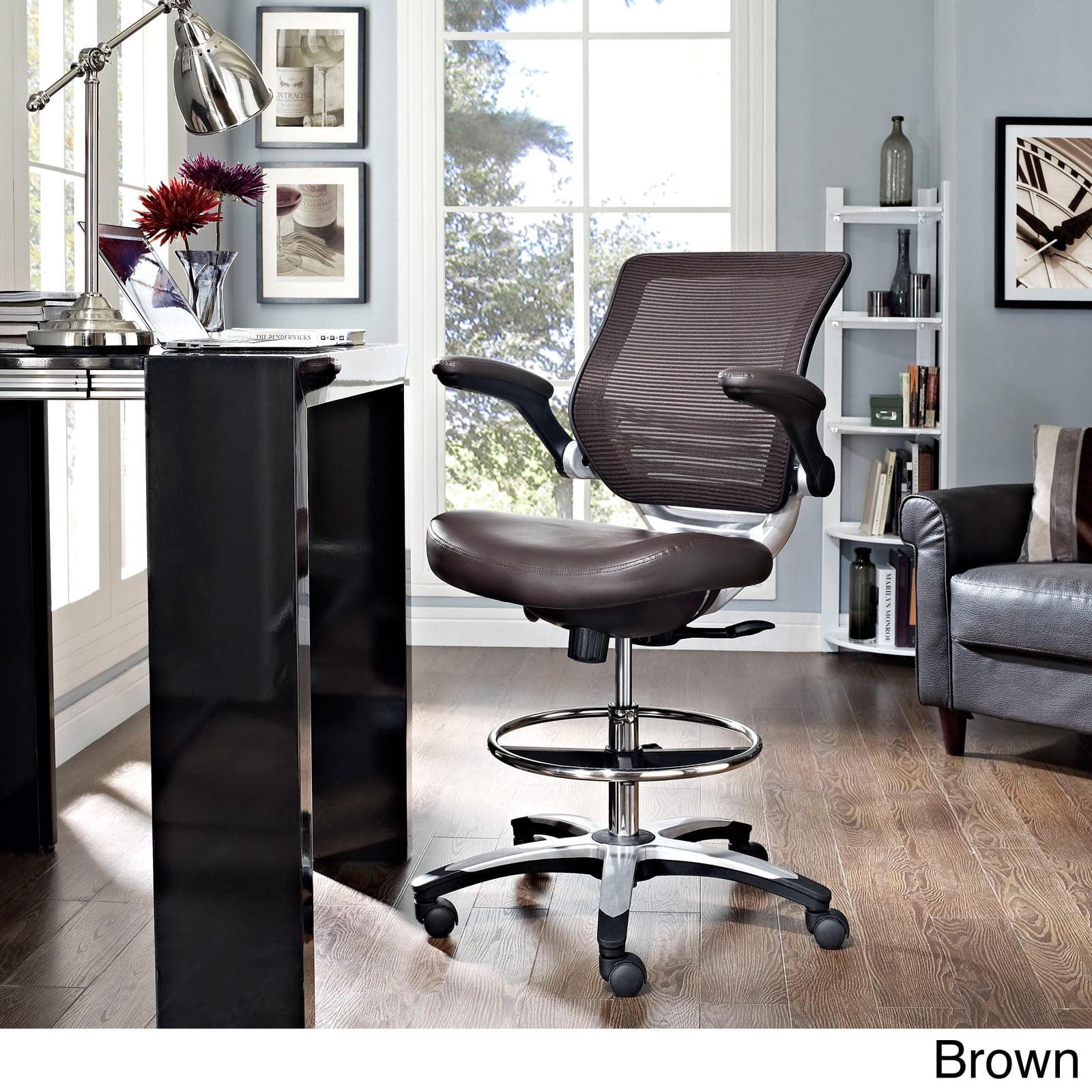 Modway Edge Drafting Chair - Walmart.com - Walmart.com