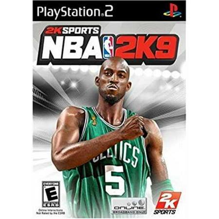 Nba 2K9   Playstation 2 Refurbished