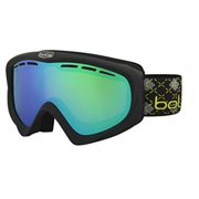 *Bolle Goggles 21371 Matte Black & Lime Green Emerald Y6 OTG