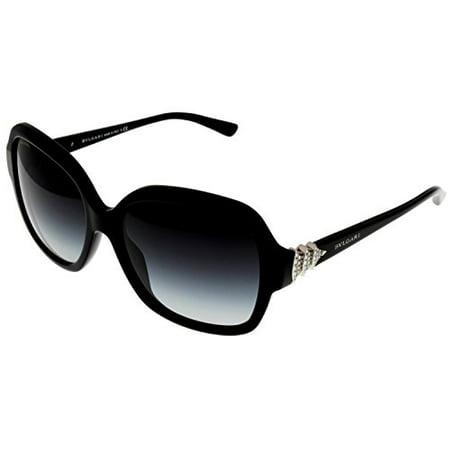 5018g Womens Bridge Bv8124b Rectangular Bvlgari Temple57 Black SizeLens Sunglasses 140 16 SzMUpV