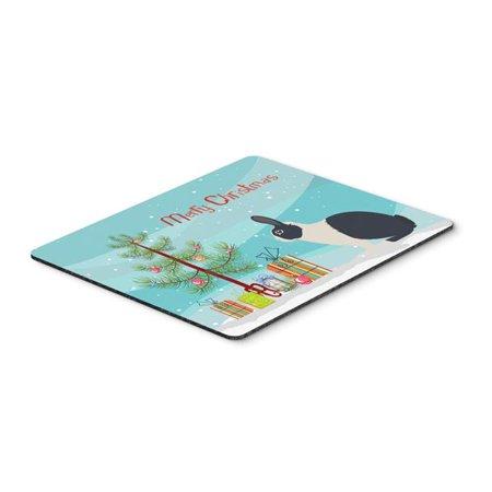Dutch Rabbit Christmas Mouse Pad, Hot Pad or Trivet - image 1 de 1