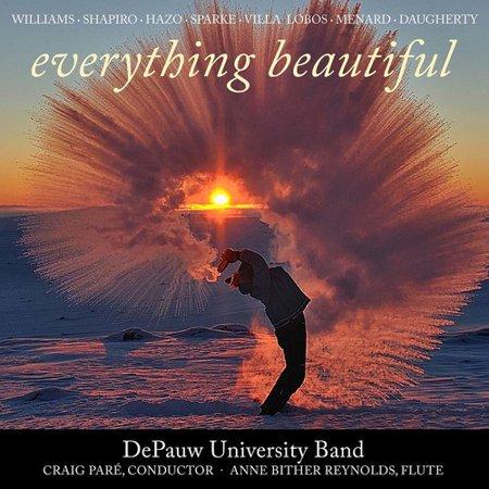 Menard   Shapiro   Sparke   Williams   Reynolds   Everything Beautiful  Cd