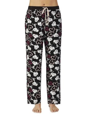43e17b2eef8c Product Image Peanuts Women s and Women s Plus Long Pant with Side Pockets