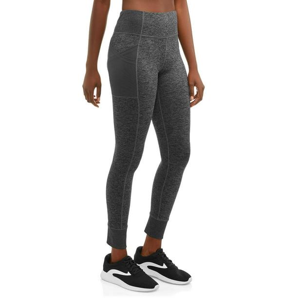 Avia - Women's Active High Waisted Workout Leggings with Side Pocket -  Walmart.com - Walmart.com