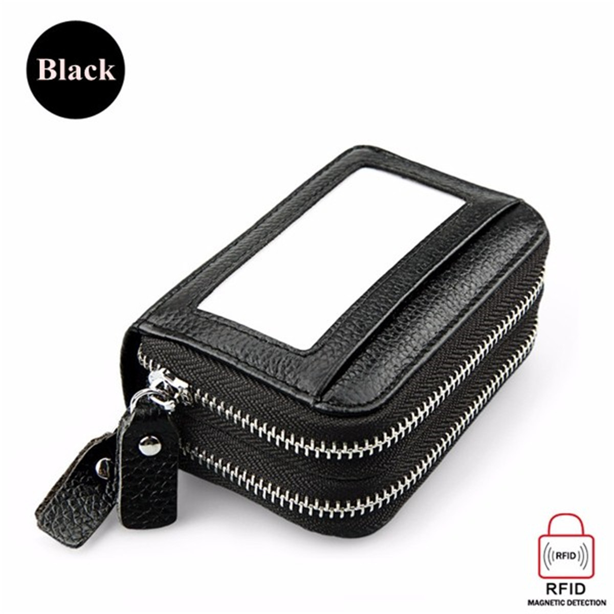 womens card holder with coin pocket