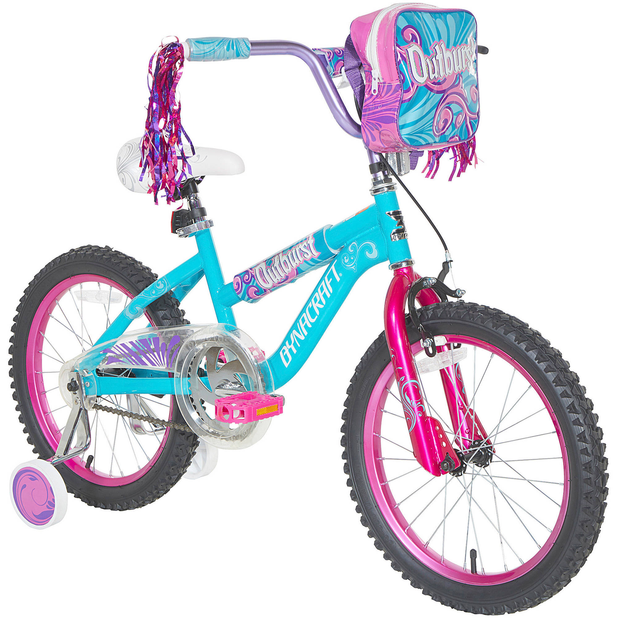Girls Schwinn Collectible Bicycles : Schwinn in girl s petunia bicycle walmart